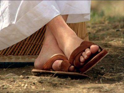 Babas Feet