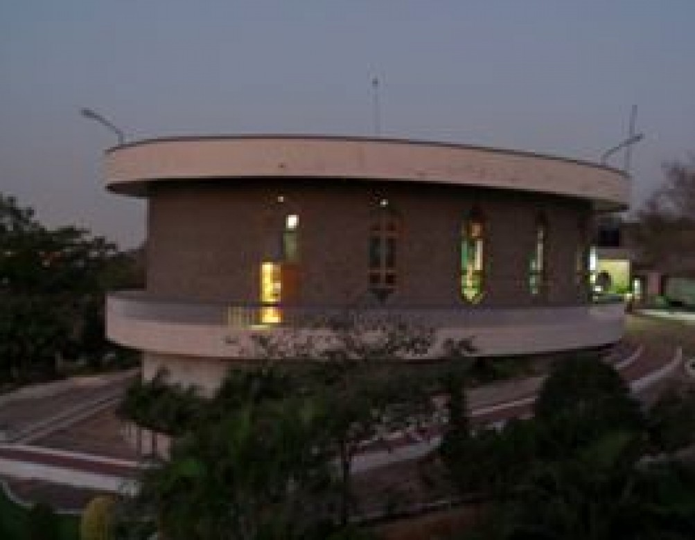 AMB Hyderabad Center, Jubilee Hills